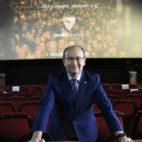 José Castro, en la presentación de la campaña de abonos 2017-2018