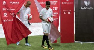 Pizarro y Banega