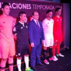 Las camisetas del Sevilla FC de este año