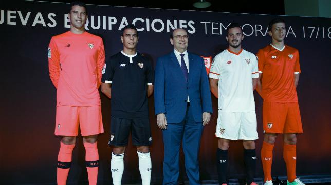 Camiseta Sevilla FC Juan Soriano
