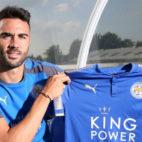 Iborra ya es jugador del Leicester (Foto: Leicester City)