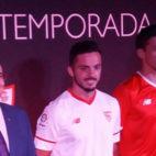 José Castro, Sarabia y Lenglet