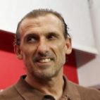 El director deportivo del Sevilla FC, Óscar Arias (foto: EFE/Jose Manuel Vidal)