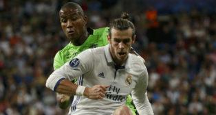 Zeegelaar, en un Real Madrid-Sporting de Champions League