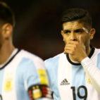 Banega y Messi, en un partido de la selección de Argentina (Foto: Reuters)