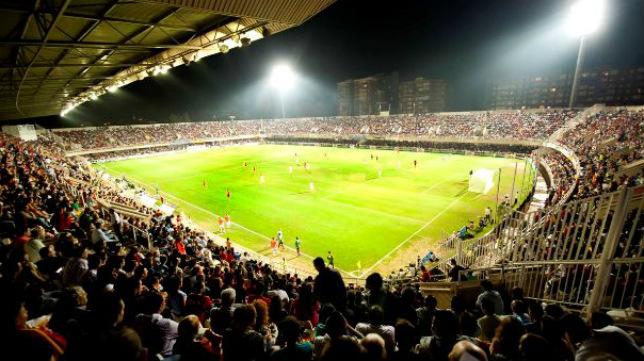 Resultado de imagen de estadio cartagonova
