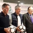 Berizzo, Setién y Eduardo Herrera