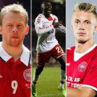 Los cinco daneses presentes en el Sevilla FC-Celta