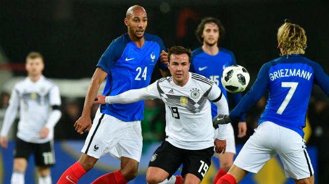 Nzonzi volvió a disfrutar de minutos en el Alemania-Francia