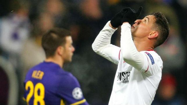 Ganso celebra su gol