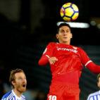 Ganso, en el Real Sociedad-Sevilla (EFE)