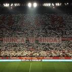 El Sánchez-Pizjuán presentó un estado idílico para que el Sevilla FC pudiera clasificarse para las semifinales de la Copa del Rey