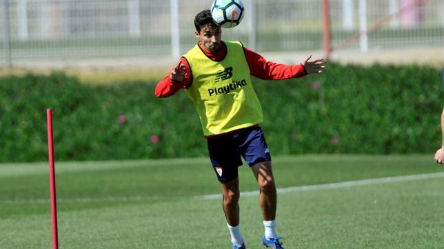 Jesús Navas (Foto: SFC)