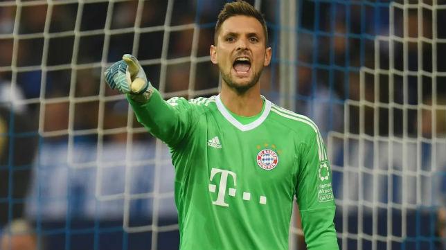 Sven Ulreich, portero del Bayern Múnich (Foto: FCB)