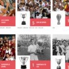 Palmarés del Sevilla FC (Imagen: SFC)