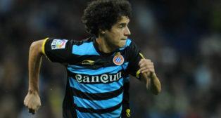 Coutinho, en su etapa en el Espanyol