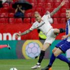 Sandro, en el Sevilla-Alavés (EFE)