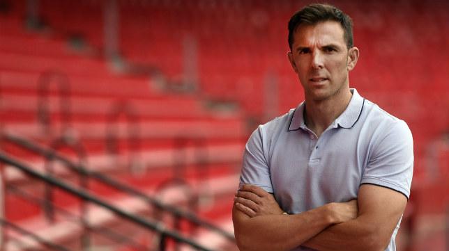 Carlos Marchena. Foto: Sevilla FC