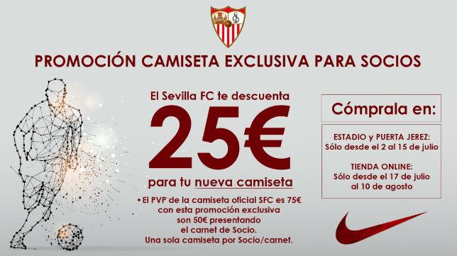 Promoción Nike para el Sevilla (SFC)