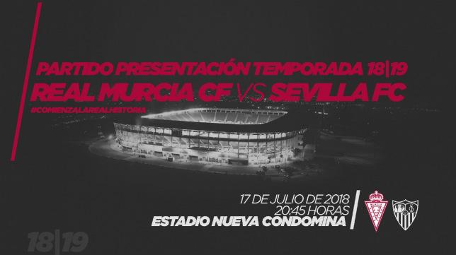 Real Murcia-SFC