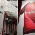 Camisetas del Sevilla 2018-19