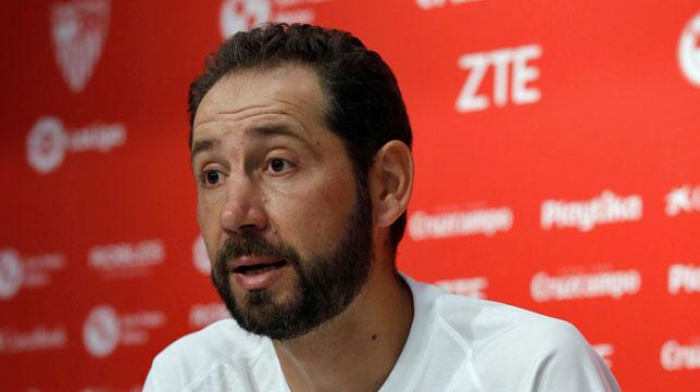 Pablo Machín (foto: EFE)