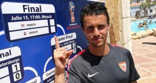 Corchia señala el cuadro final del Mundial de Rusia, en el que se impuso Francia