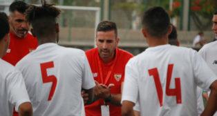 Juan Díaz 'Juanito' será el técnico del Liga Nacional juvenil del Sevilla FC
