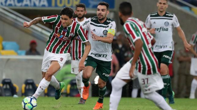 Pedro, delantero del Fluminense (Reuters)