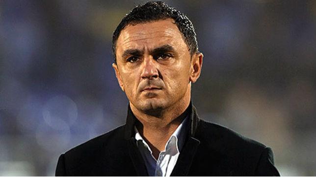 Nebojša Vignjević, entrenador del Újpest FC