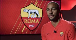 Steven Nzonzi, nuevo jugador de la Roma (ASR)