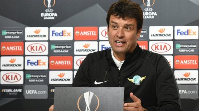 Cihat Arslan, técnico del Akhisarspor