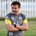 Julio Cobos, entrenador del Villanovense (Hoy de Extremadura)