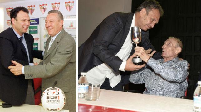 Roberto Alés y Joaquín Caparrós, de 2000 a 2018