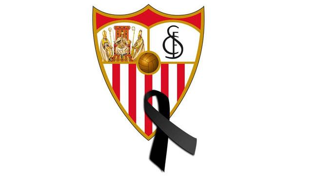 Pésame del Sevilla FC