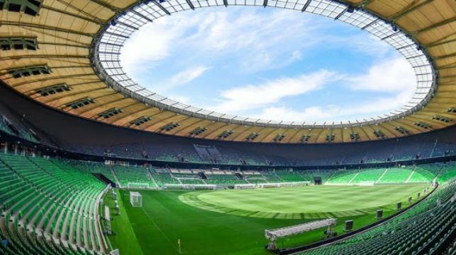 El Krasnodar Stadium será el lugar en el que se dispute el Krasnodar- Sevilla FC