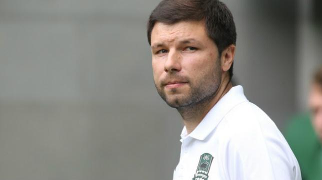 Murad Musaev, técnico del Krasnodar