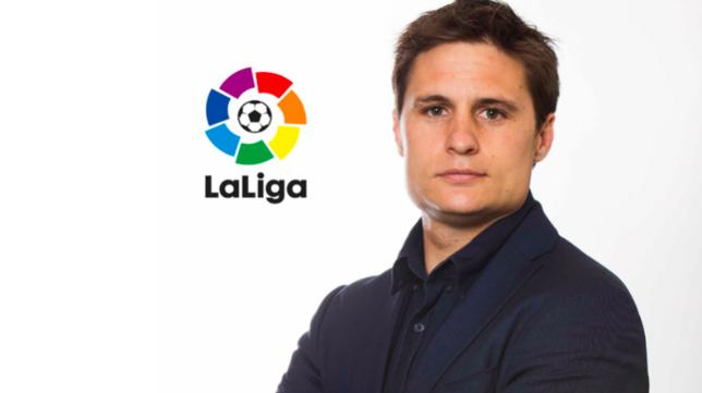 El director de Desarrollo Internacional de LaLiga, Óscar Mayo