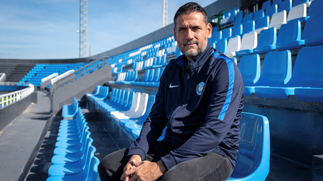 Andrés Palop es ahora técnico de la UD Ibiza (EFE)