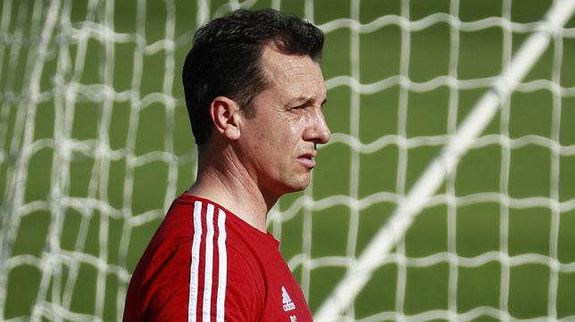 Paulino Granero, preparador físico de Rusia, conoce el potencial del Krasnodar