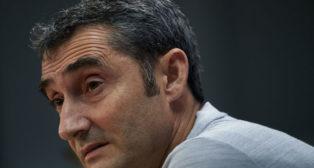 Ernesto Valverde. Foto: EFE/Alejandro García