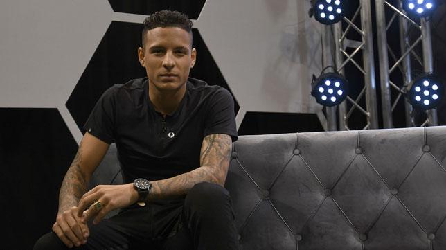Guilherme Arana, durante su entrevista en 'A Balón Parado' (Foto: SFC)