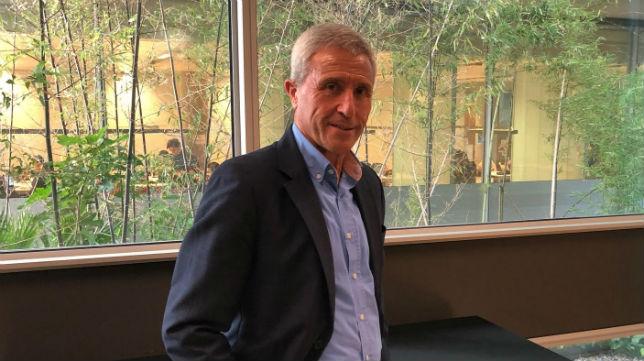 Pablo Blanco, director de la cantera del Sevilla FC