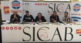 Marchena, en el Sicab (@rmarcasevilla)