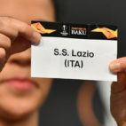 Papeleta de la Lazio, rival del Sevilla FC en la Europa League