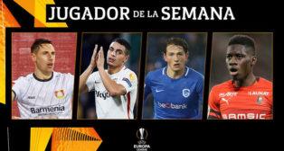 Ben Yedder, entre los candidatos a MVP de la Europa League