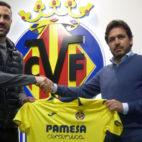Vicente Iborra, con la camiseta del Villarreal (Foto: Villarreal CF)