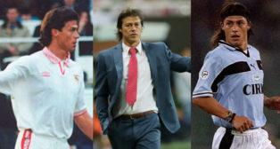 Almeyda, hoy entrenador de San Jose Earthquakes de la MLS, jugó en el Sevilla y la Lazio