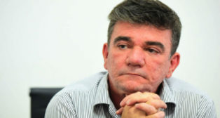 Andrés Sánchez es el presidente del Corinthians