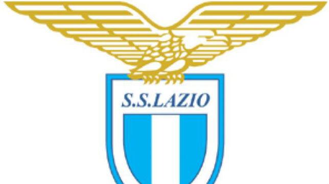Escudo de la Lazio, rival del Sevilla FC en la Europa League